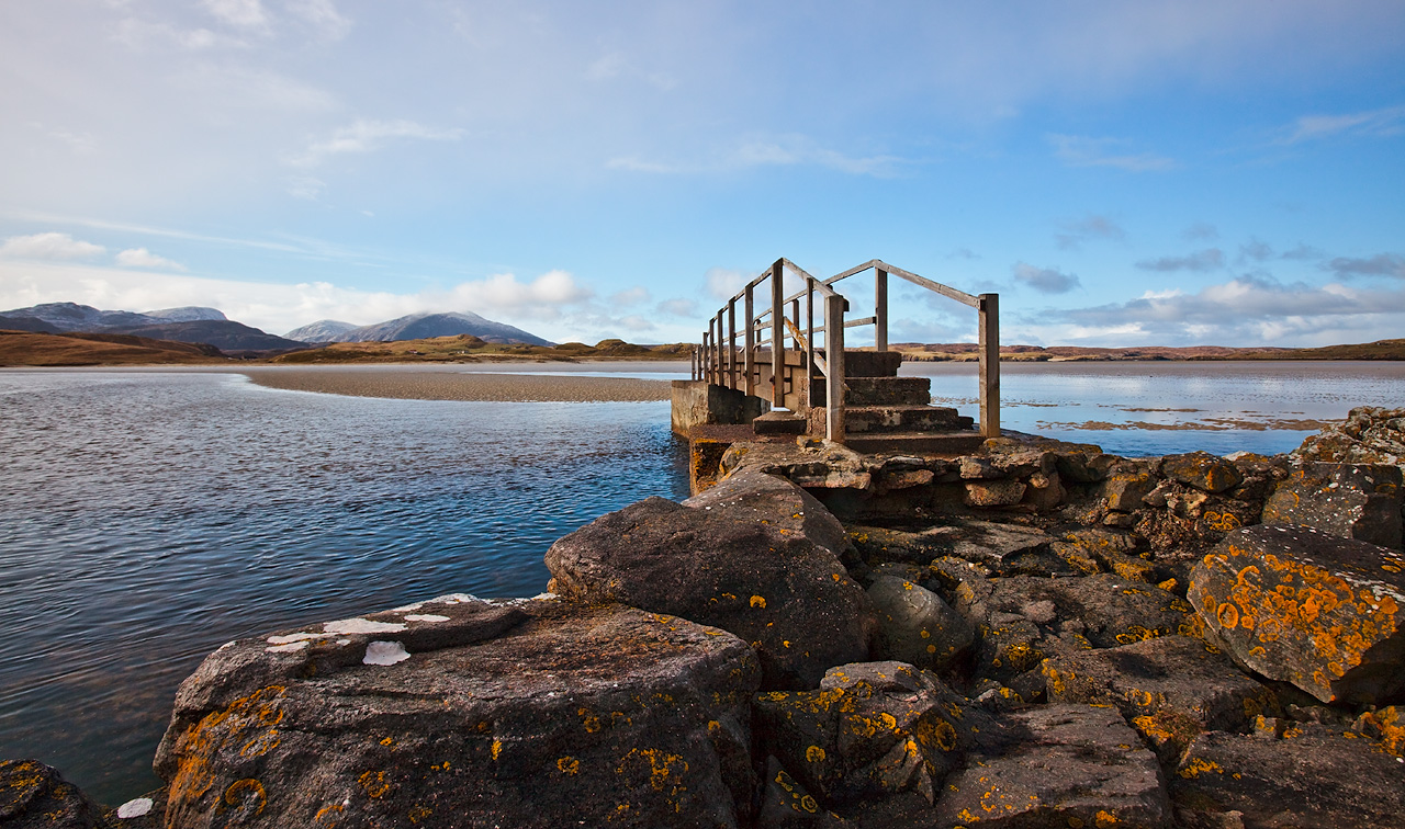 The Bridge at Camas Uig